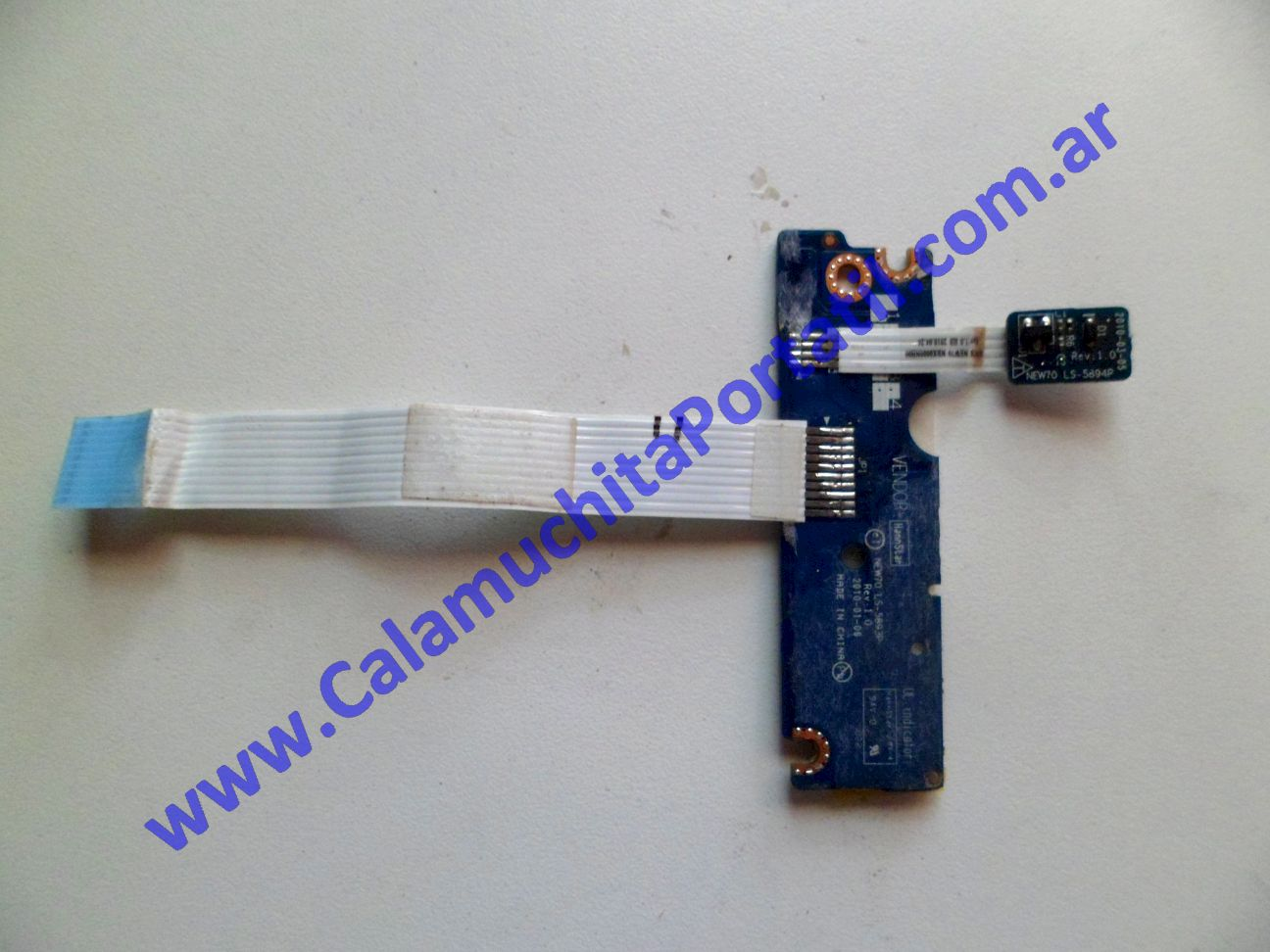 0024PEN Placa Encendido Acer Aspire 5251-1080 / NEW75