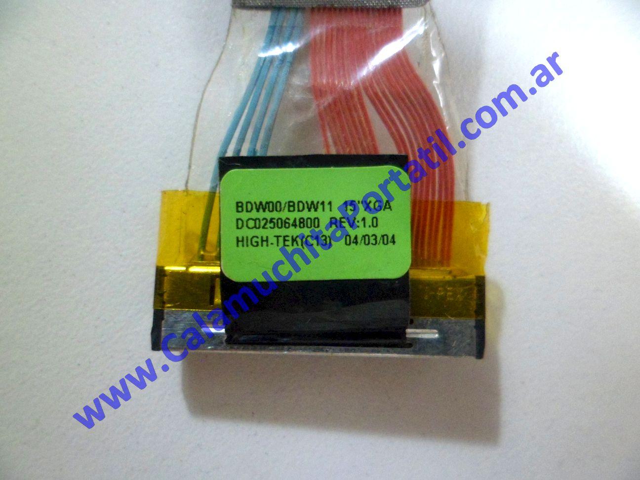 0025FVI Flex Video Dell Inspiron 5150