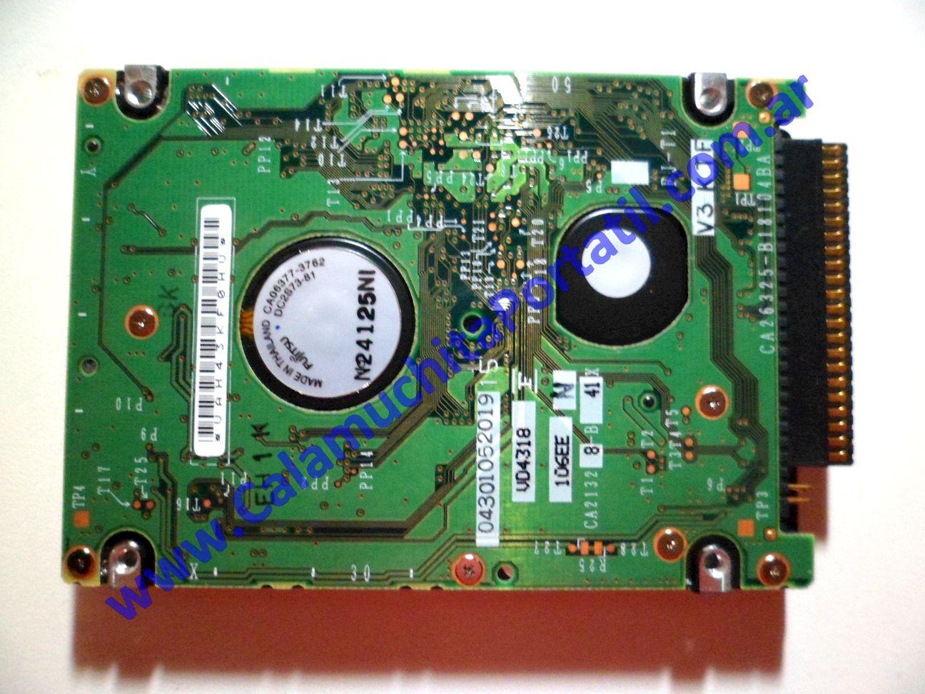 0025HDA Disco Rígido Dell Inspiron 5150