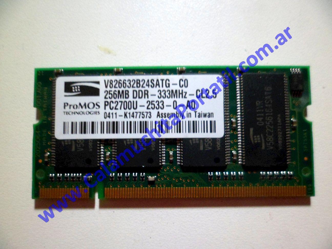 0025NMA Memoria Dell Inspiron 5150