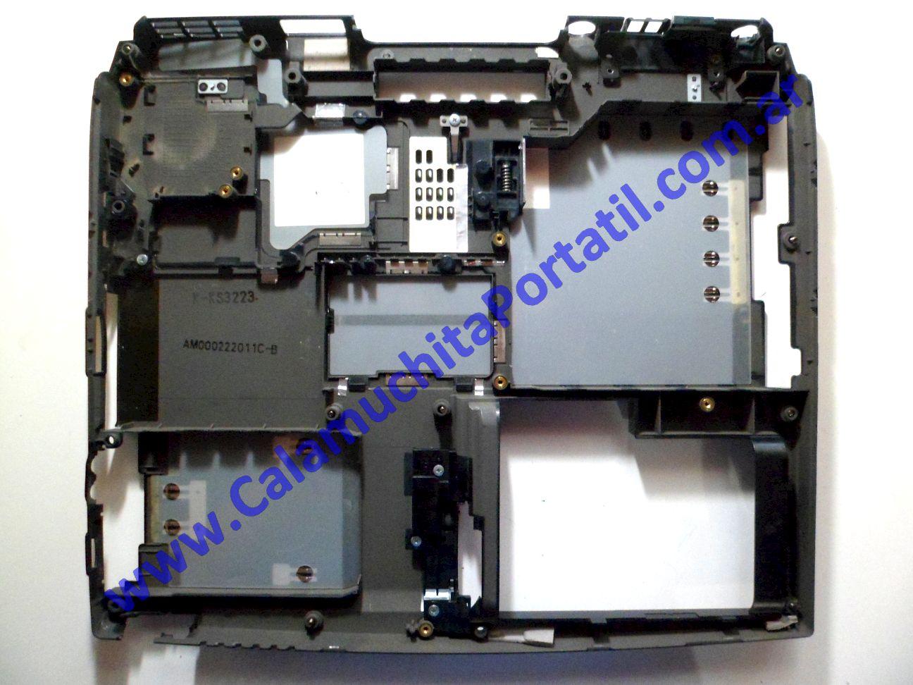 0026CAD Carcasa Base Toshiba Satellite Pro M15-S405