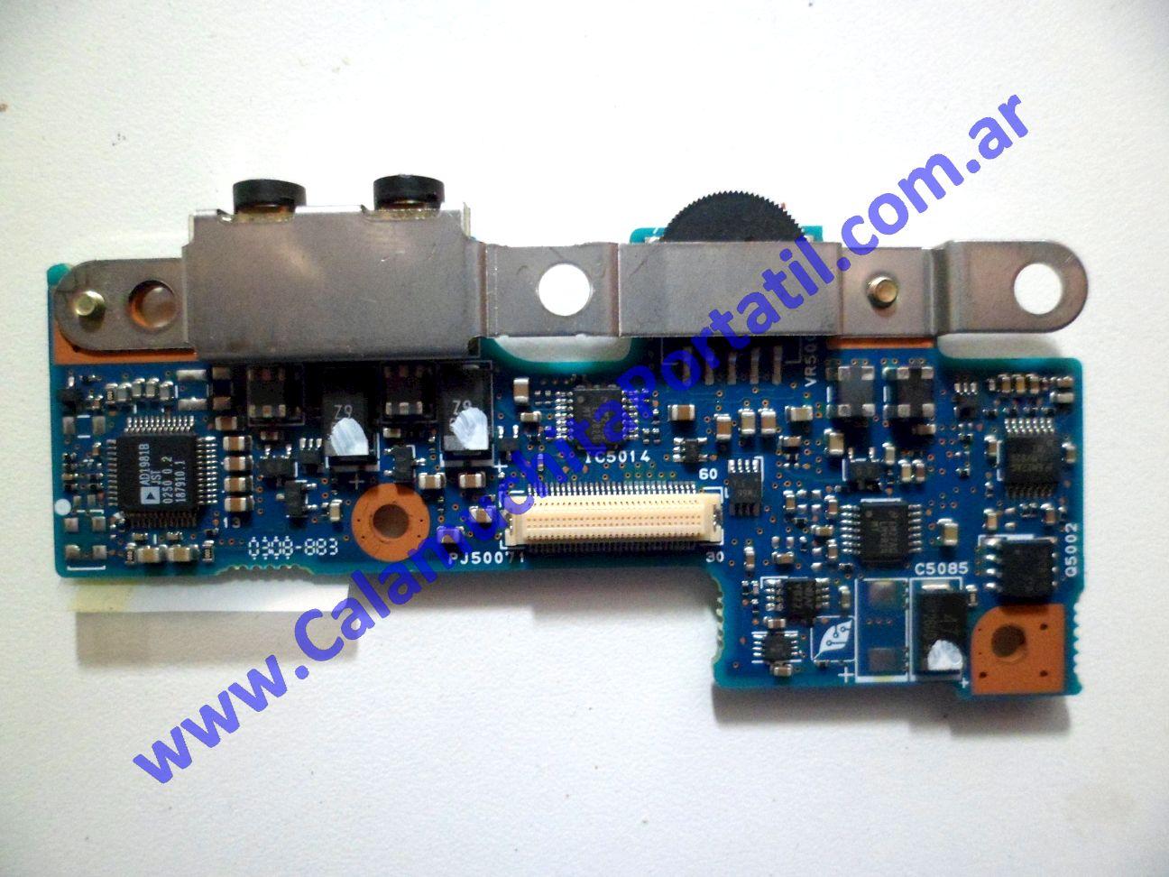 0026PSO Placa Sonido Toshiba Satellite Pro M15-S405