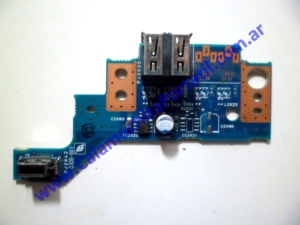 0026PUS Placa USB Toshiba Satellite Pro M15-S405
