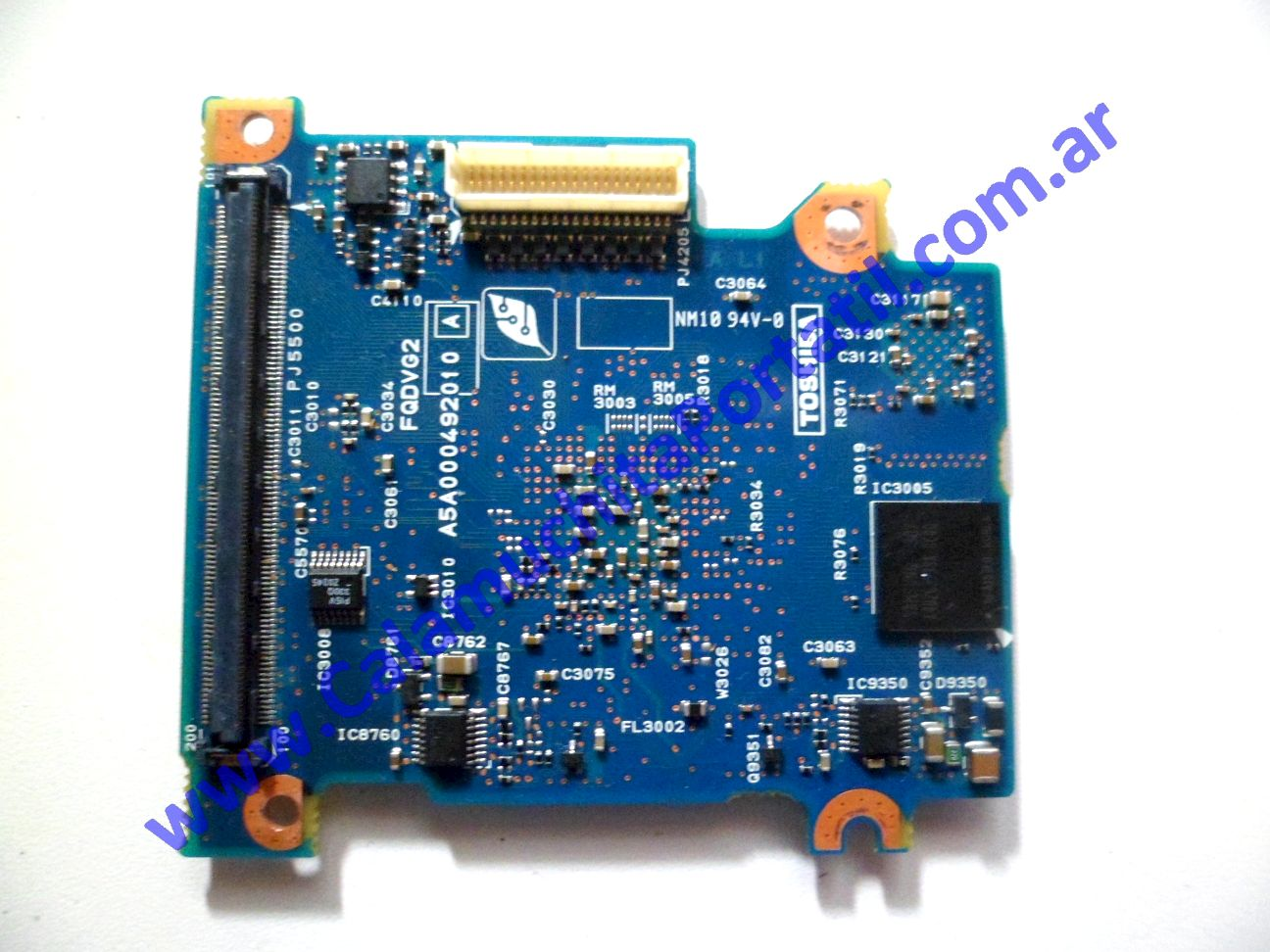 0026PVI Placa Video Toshiba Satellite Pro M15-S405