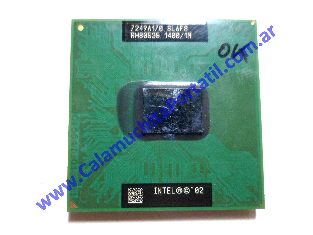 0026QQA Procesador Toshiba Satellite Pro M15-S405