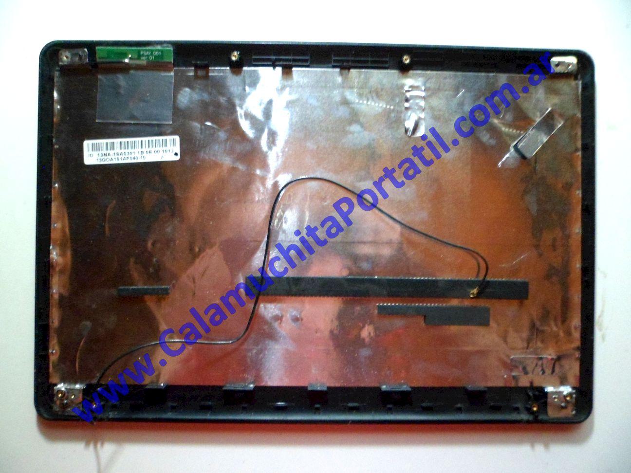 0027CAA Carcasa Tapa Asus Eee PC 1201n
