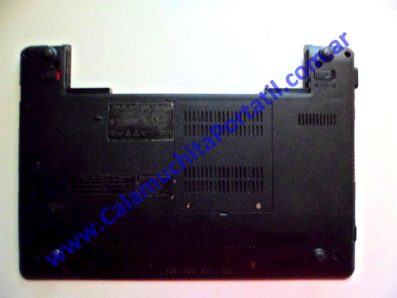 0027CAD Carcasa Base Asus Eee PC 1201n