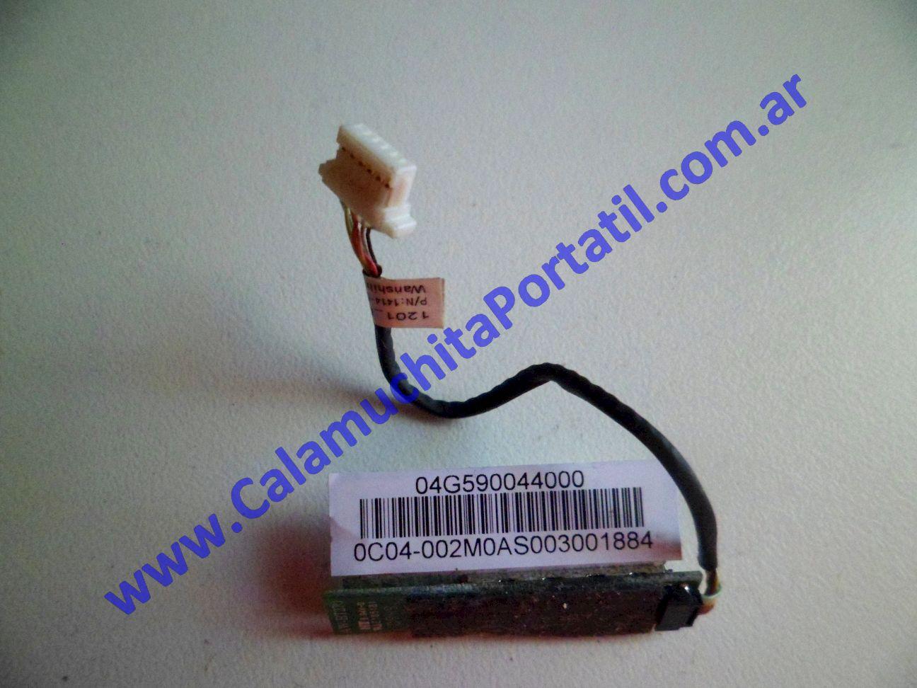 0027PBL Placa Bluetooth Asus Eee PC 1201n
