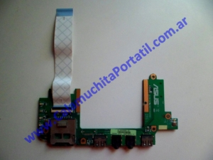 0027PEN Placa Encendido Asus Eee PC 1201n