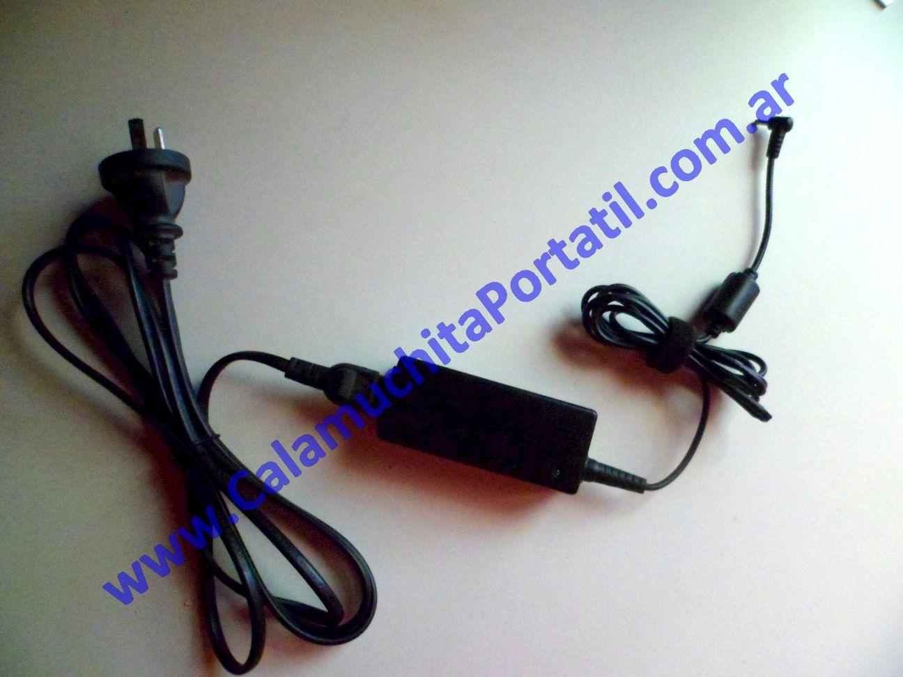 0027RCA Cargador Asus Eee PC 1201n