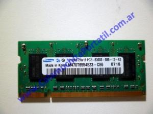 0029NMA Memoria Samsung M470T6554EZ3-CE6