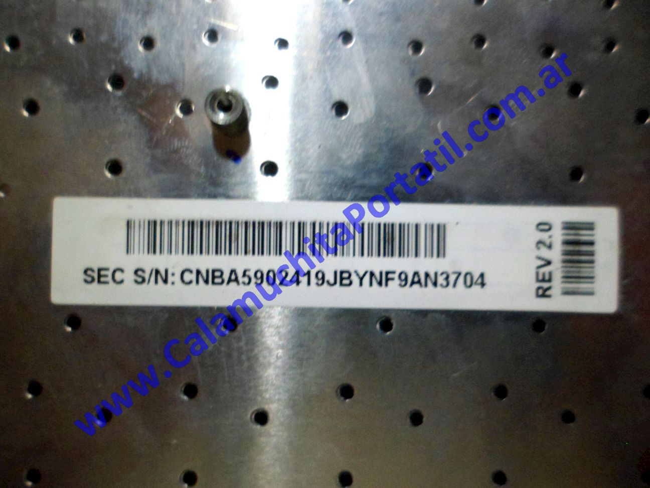 0033KBA Teclado Samsung N130 / NP-N130