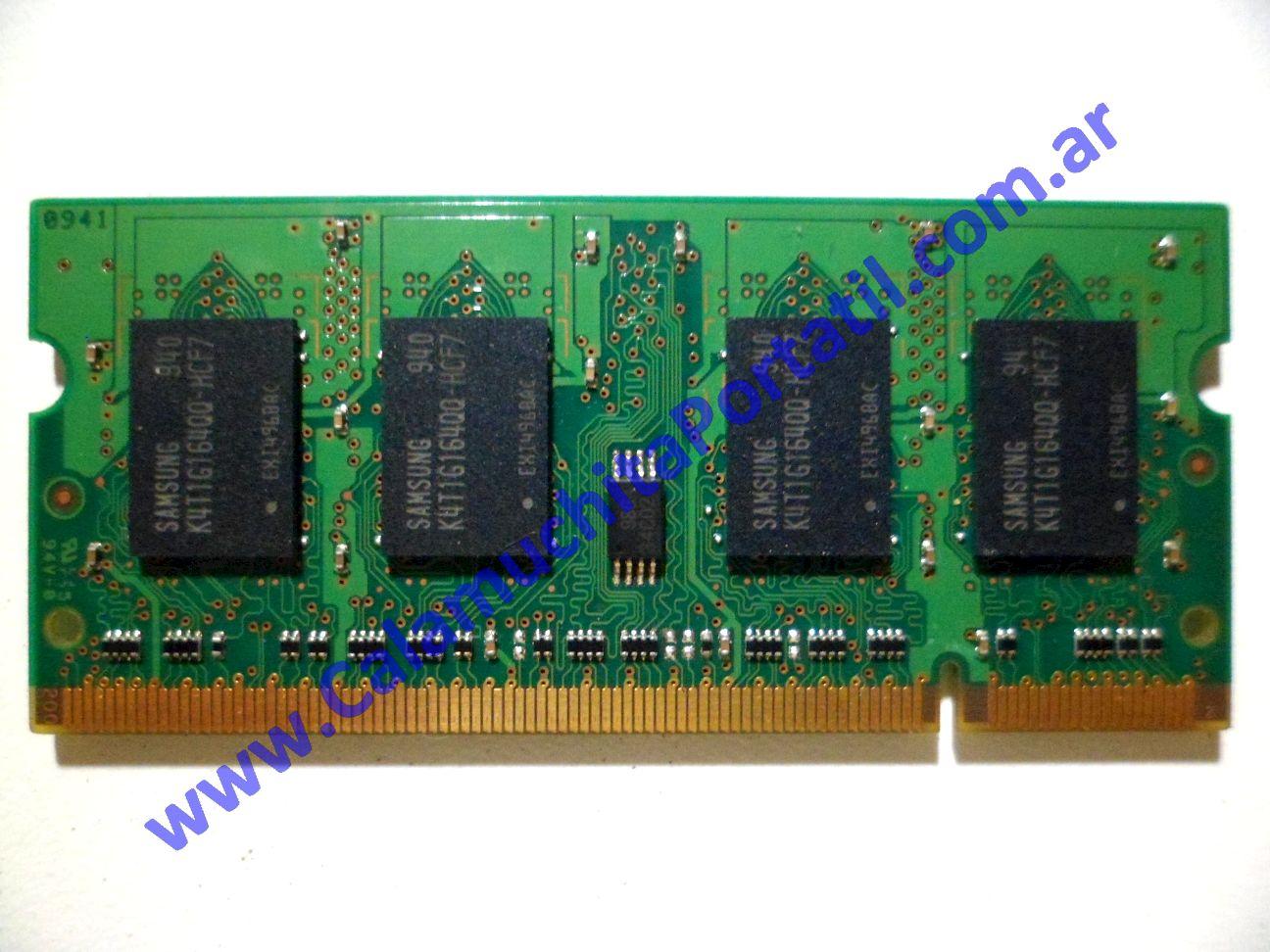 0033NMA Memoria Samsung N130 / NP-N130