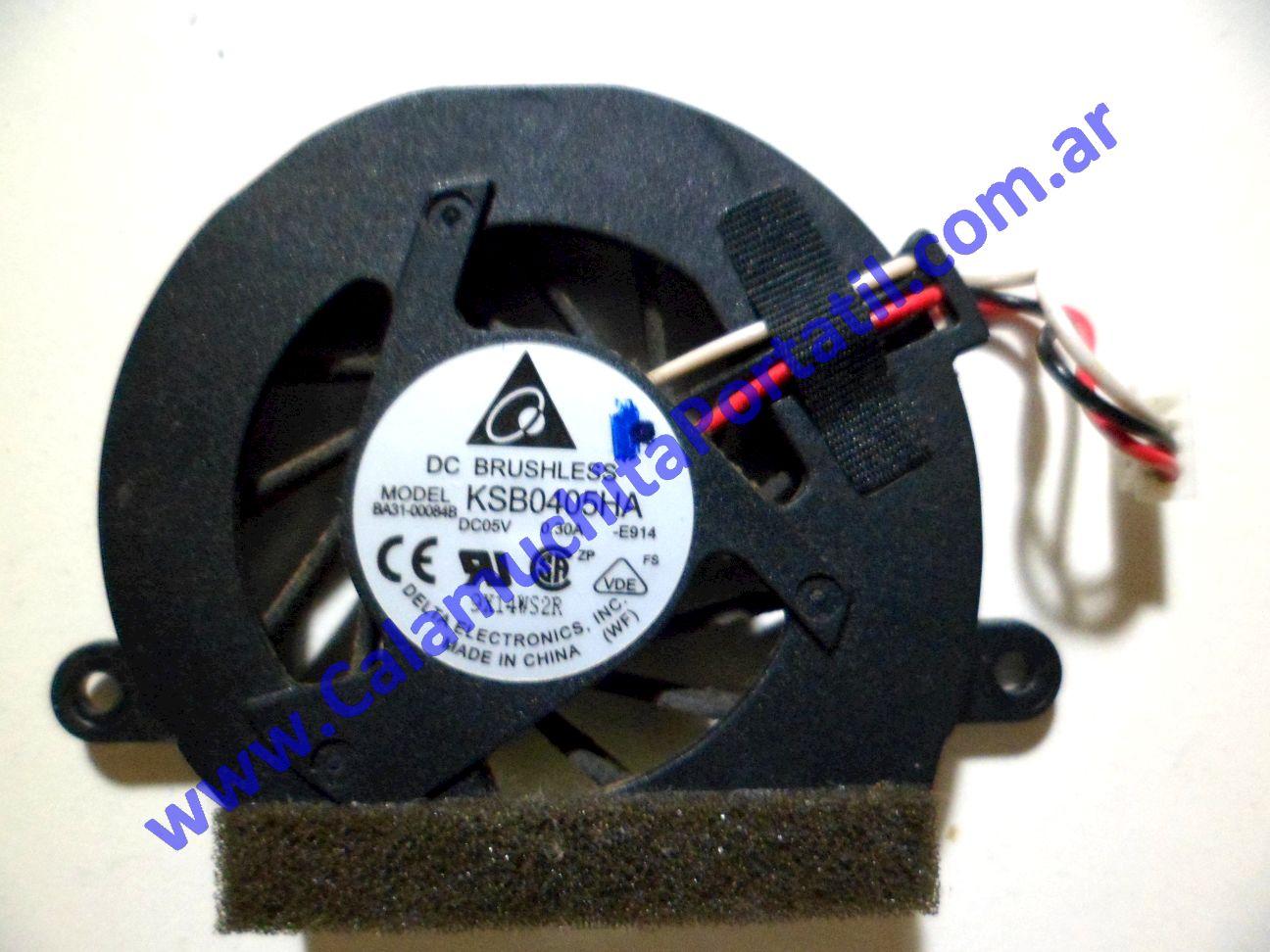0033VEA Cooler Samsung N130 / NP-N130