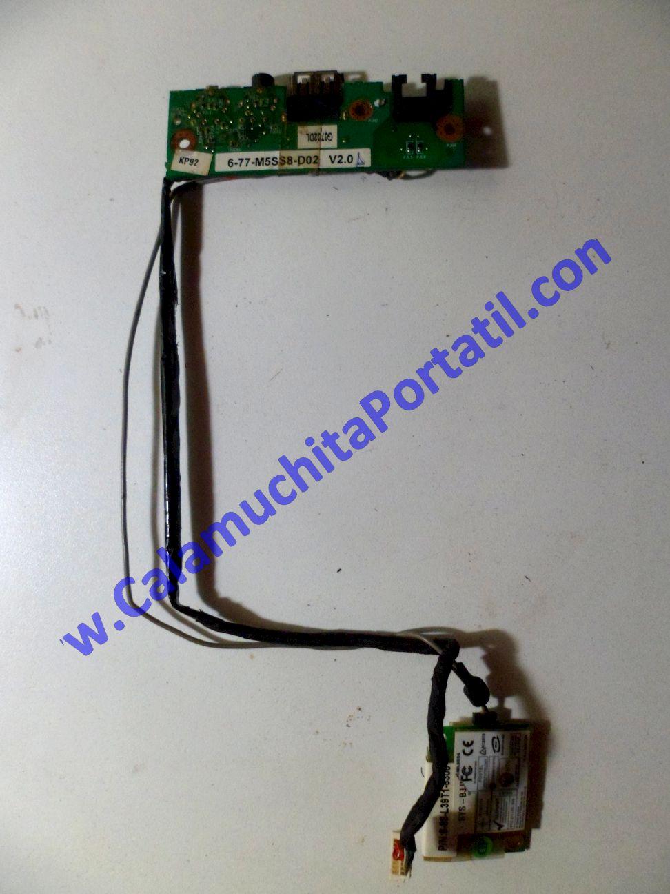 0034PUS Placa USB Banghó M548SS
