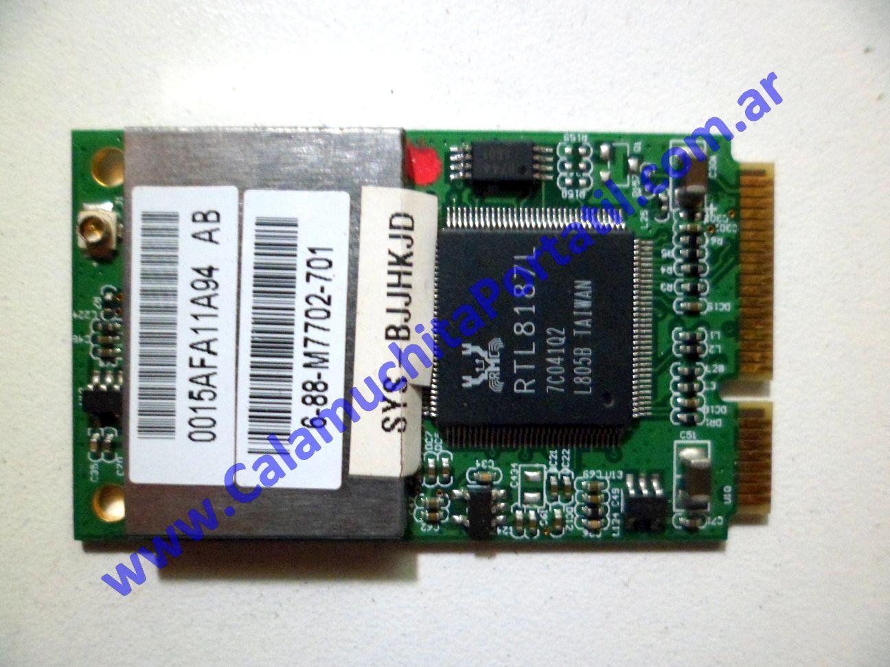 0034PWI Placa Wifi Banghó M548SS