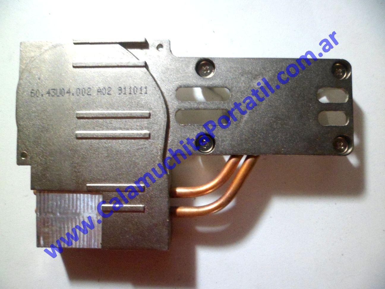 0035UDA Disipador Acer Travelmate 630
