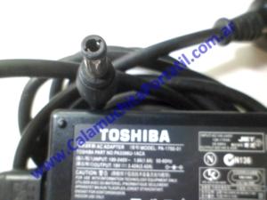 0038RCA Cargador Toshiba PA-1700-01