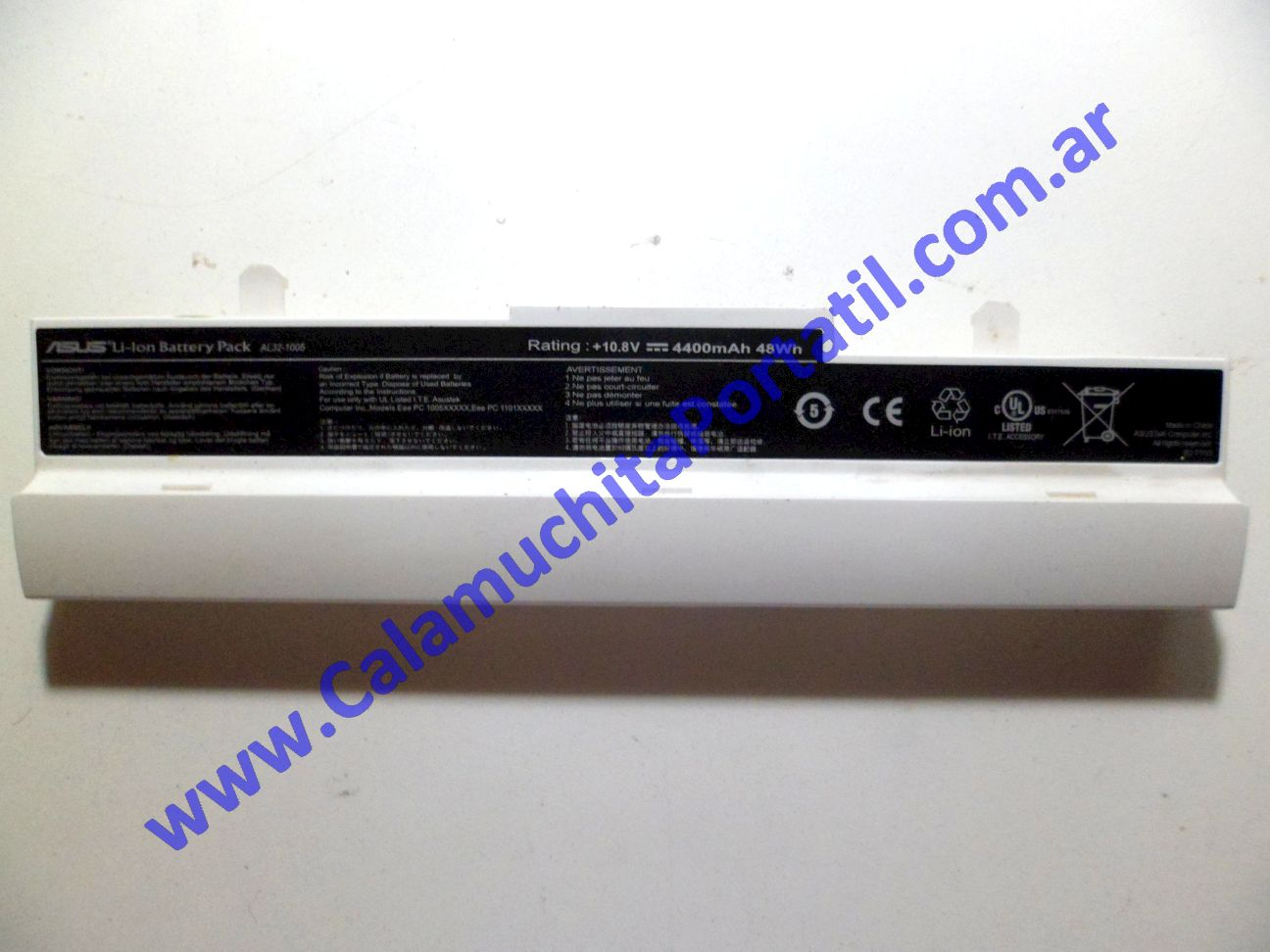 0041BAA Batería Asus Eee PC 1005HA