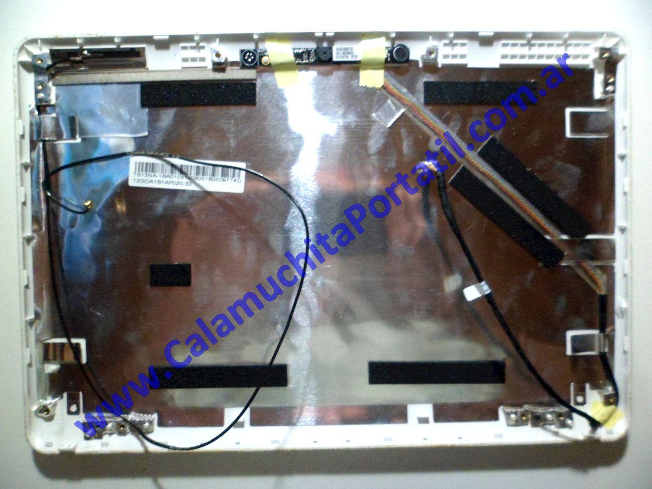 0041CAA Carcasa Tapa Asus Eee PC 1005HA