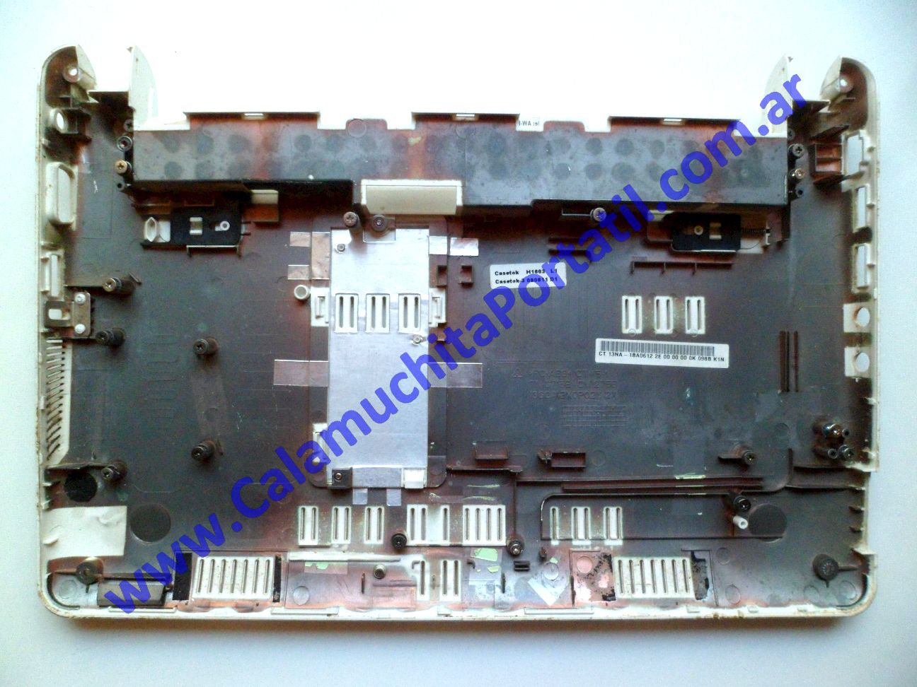 0041CAD Carcasa Base Asus Eee PC 1005HA