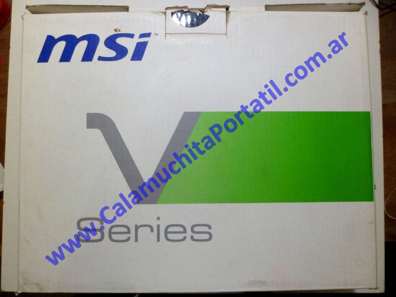 0042ACA Caja MSI VR603X / MS-163K