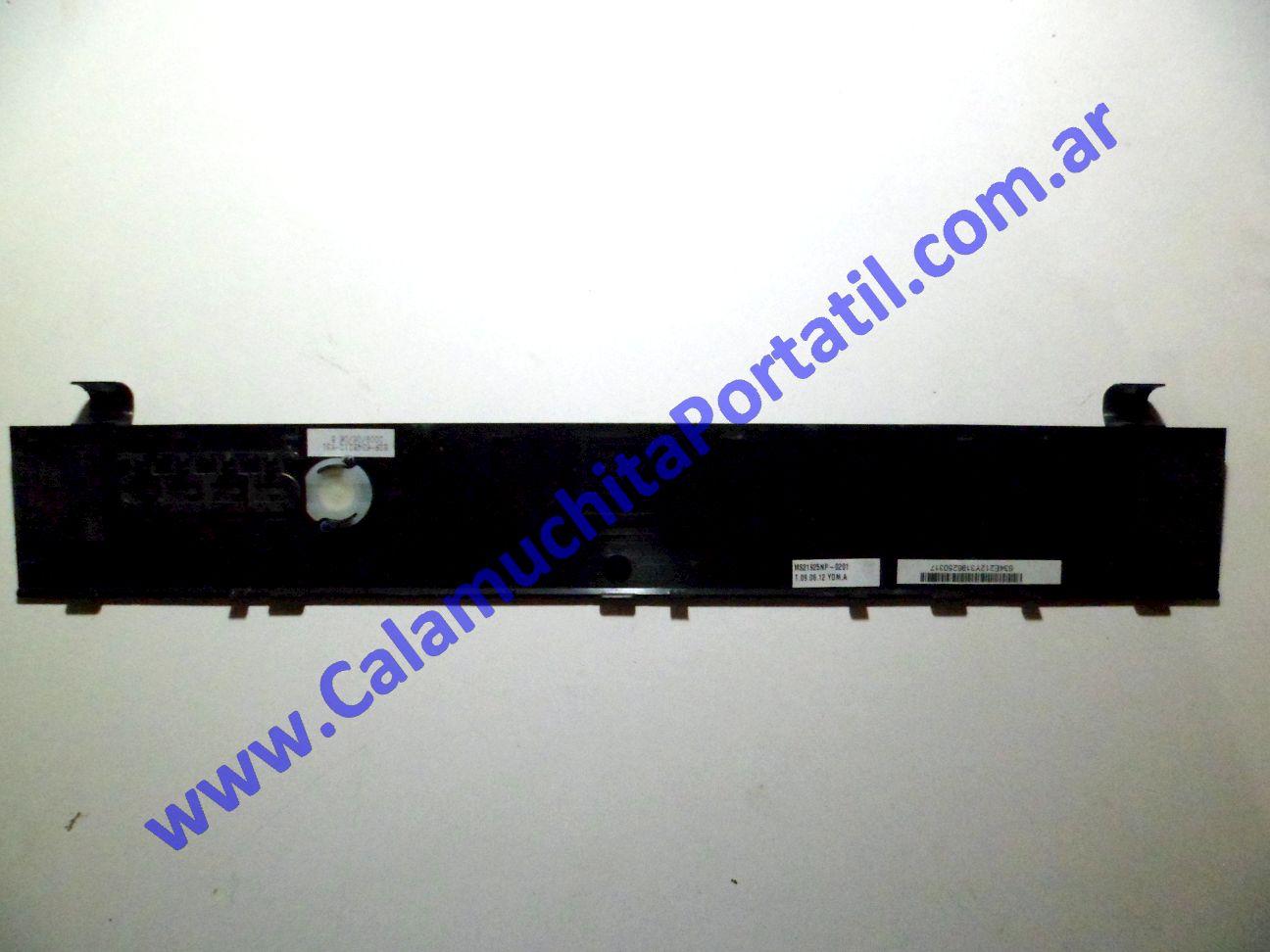 0042CBO Carcasa Botonera MSI VR603X / MS-163K