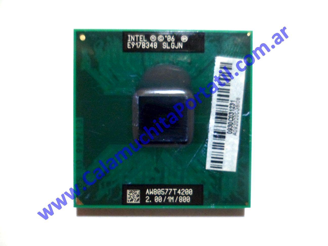 0042QQA Procesador MSI VR603X / MS-163K