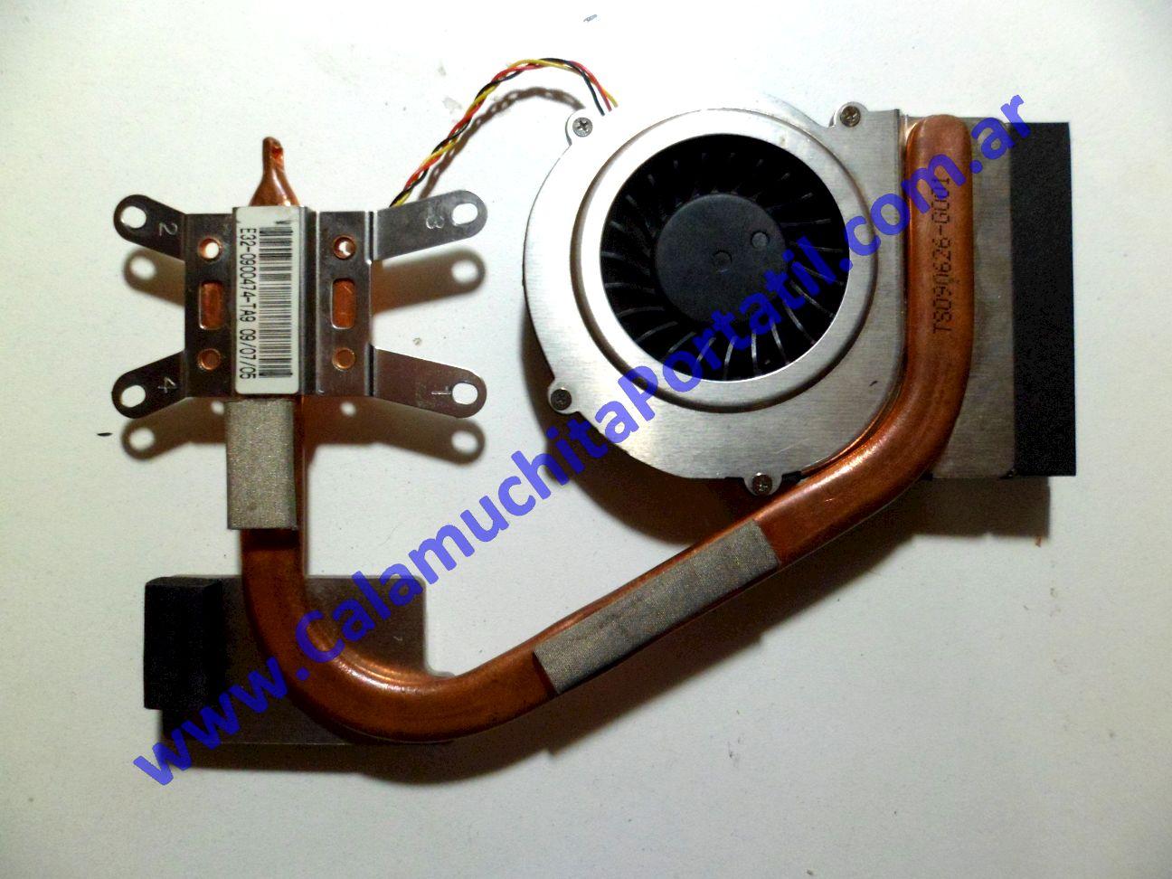 0042VDA Cooler C/Disipador MSI VR603X / MS-163K
