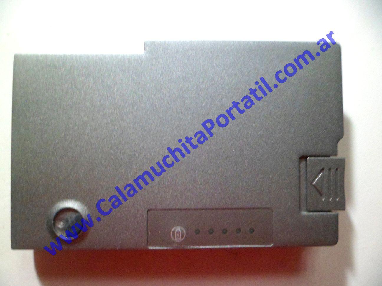 0043BAA Batería Dell Latitude D600