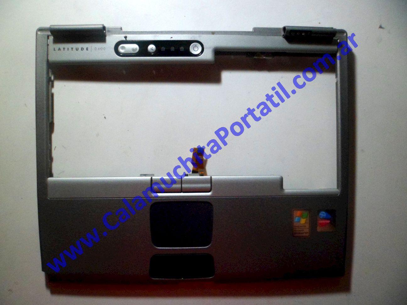 0043CAC Carcasa Teclado Dell Latitude D600