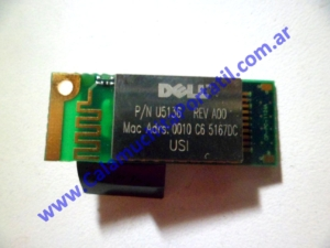 0043PBL Placa Bluetooth Dell Latitude D600