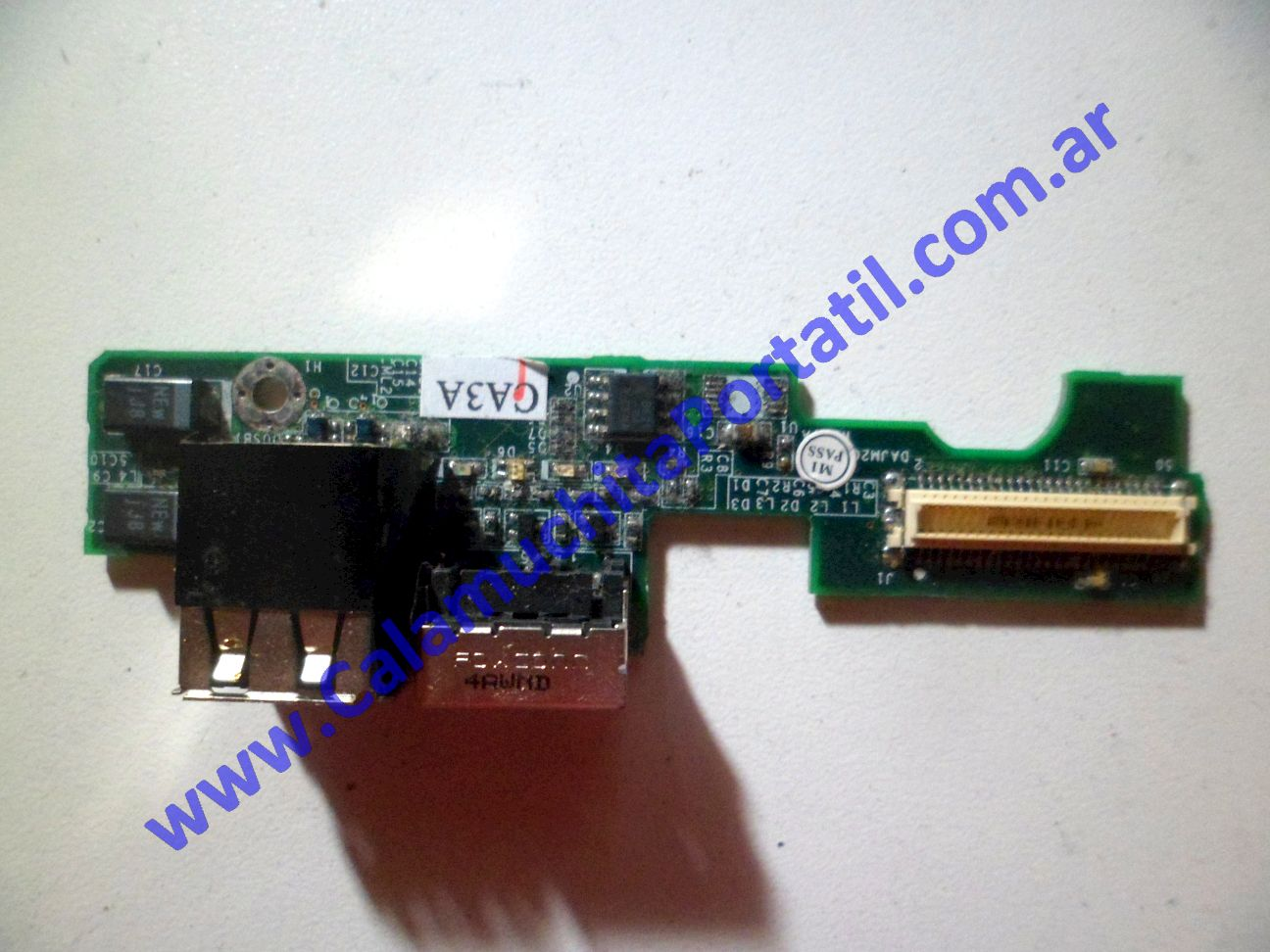 0043PUS Placa USB Dell Latitude D600