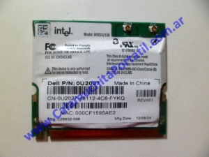 0043PWI Placa Wifi Dell Latitude D600