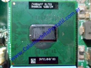0043QQA Procesador Dell Latitude D600