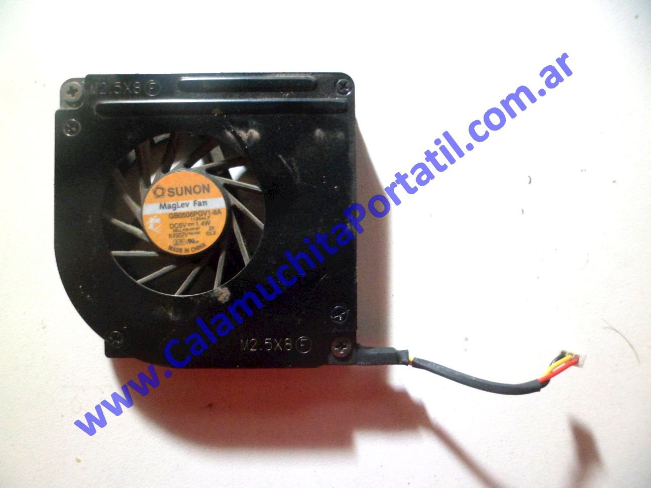 0043VEA Cooler Dell Latitude D600