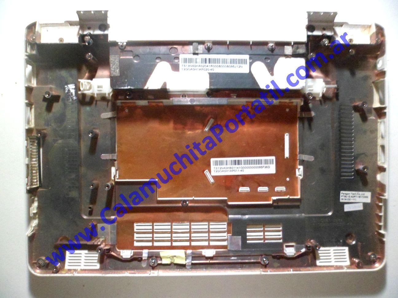0044CAD Carcasa Base Asus Eee PC 1000HA
