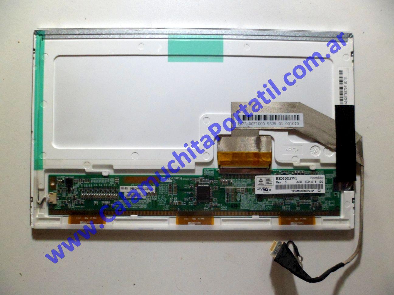 0044DIA Display Asus Eee PC 1000HA