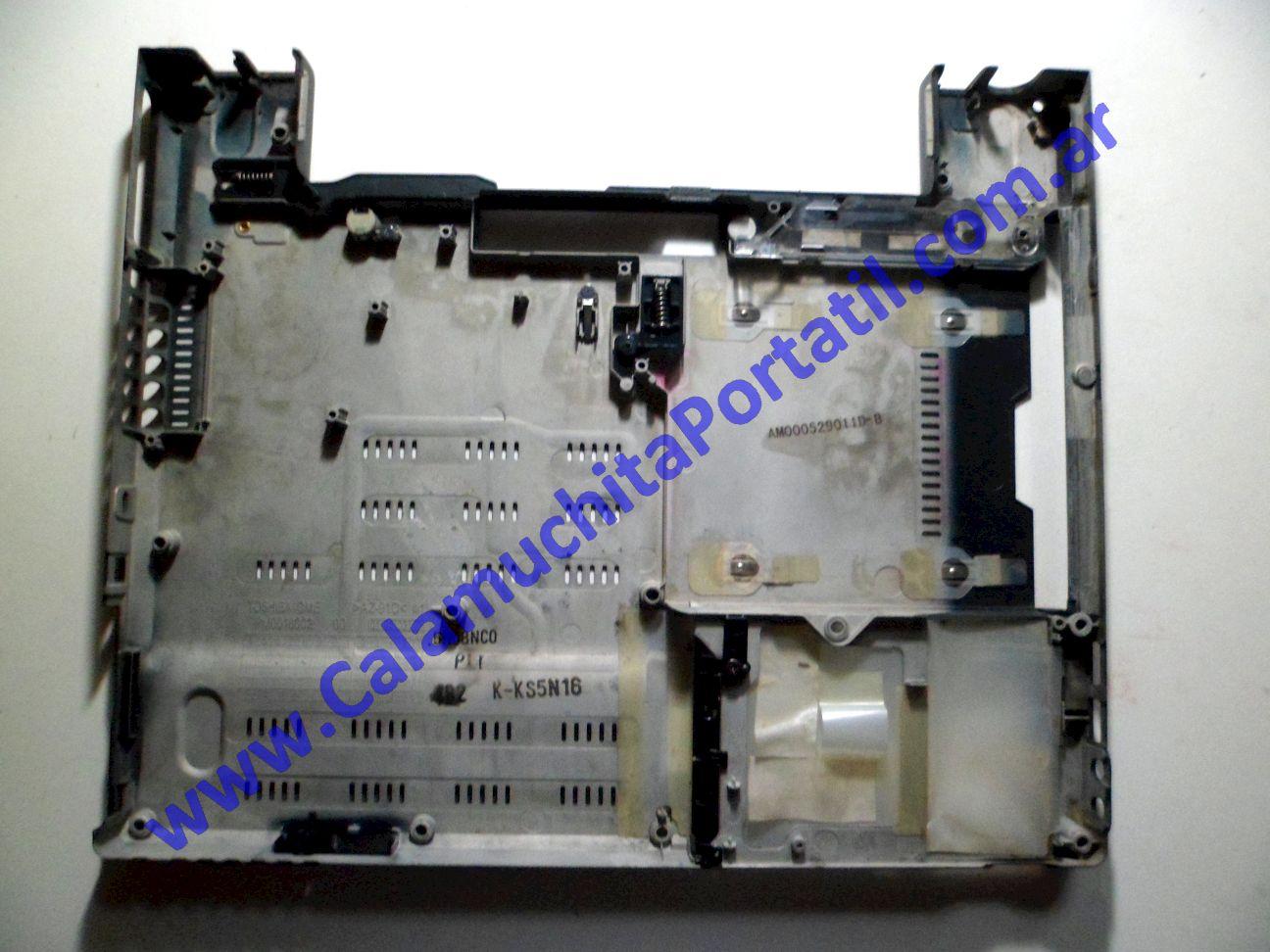 0045CAD Carcasa Base Toshiba Tecra M3-SP719