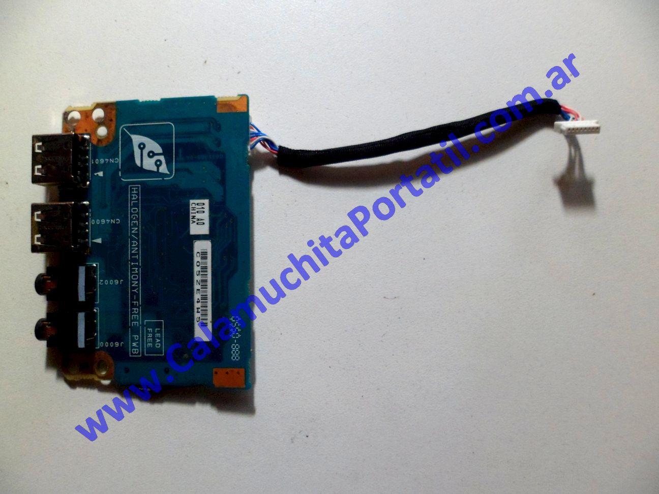 0045PUS Placa USB Toshiba Tecra M3-SP719