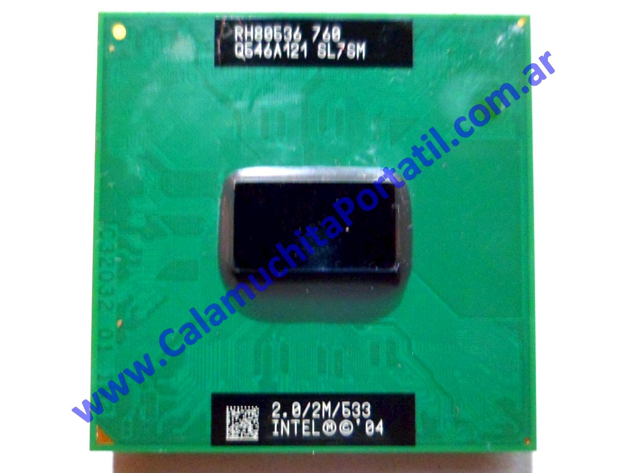 0045QQA Procesador Toshiba Tecra M3-SP719