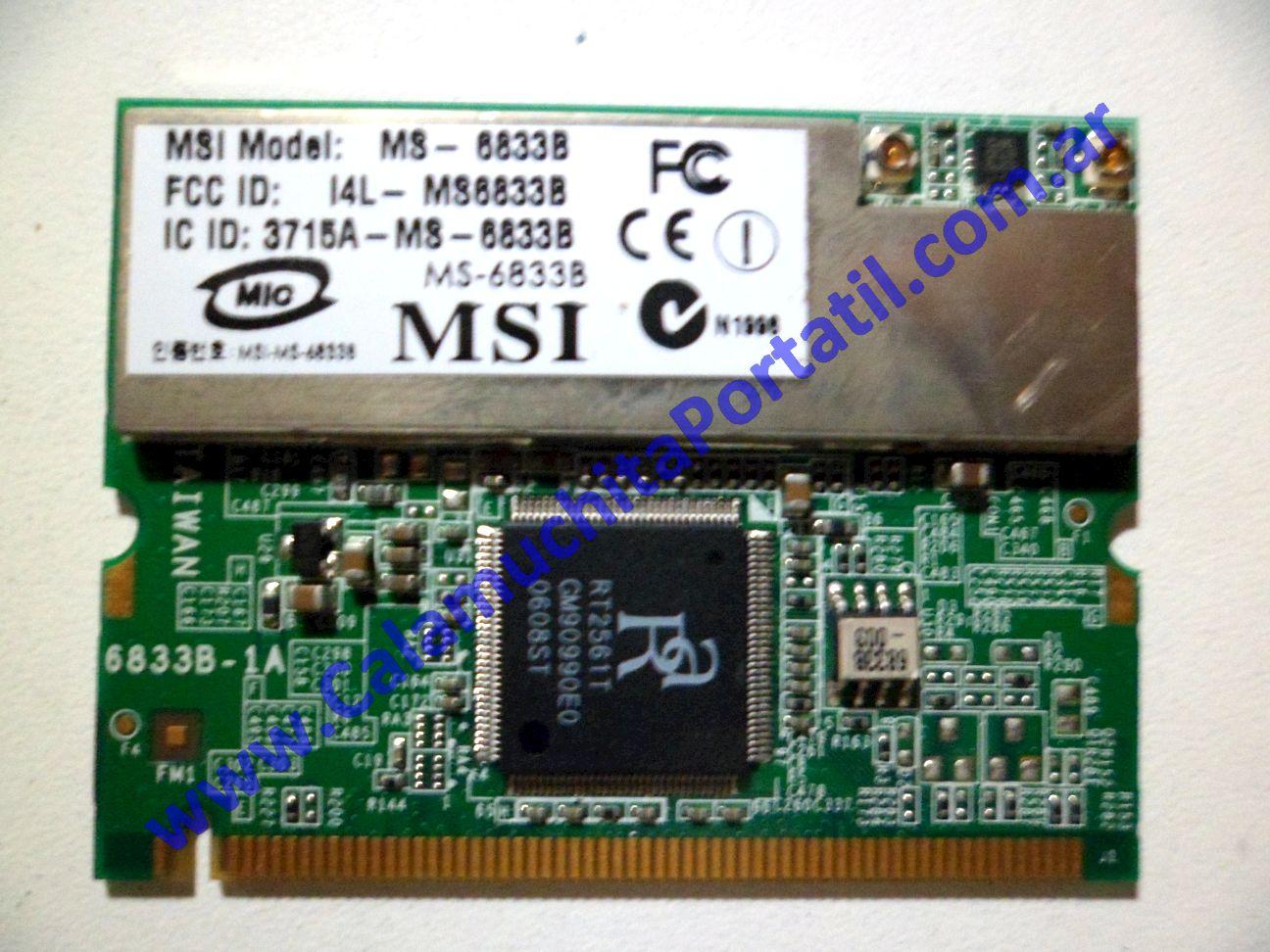 0048PWI Placa Wifi LG LGK1