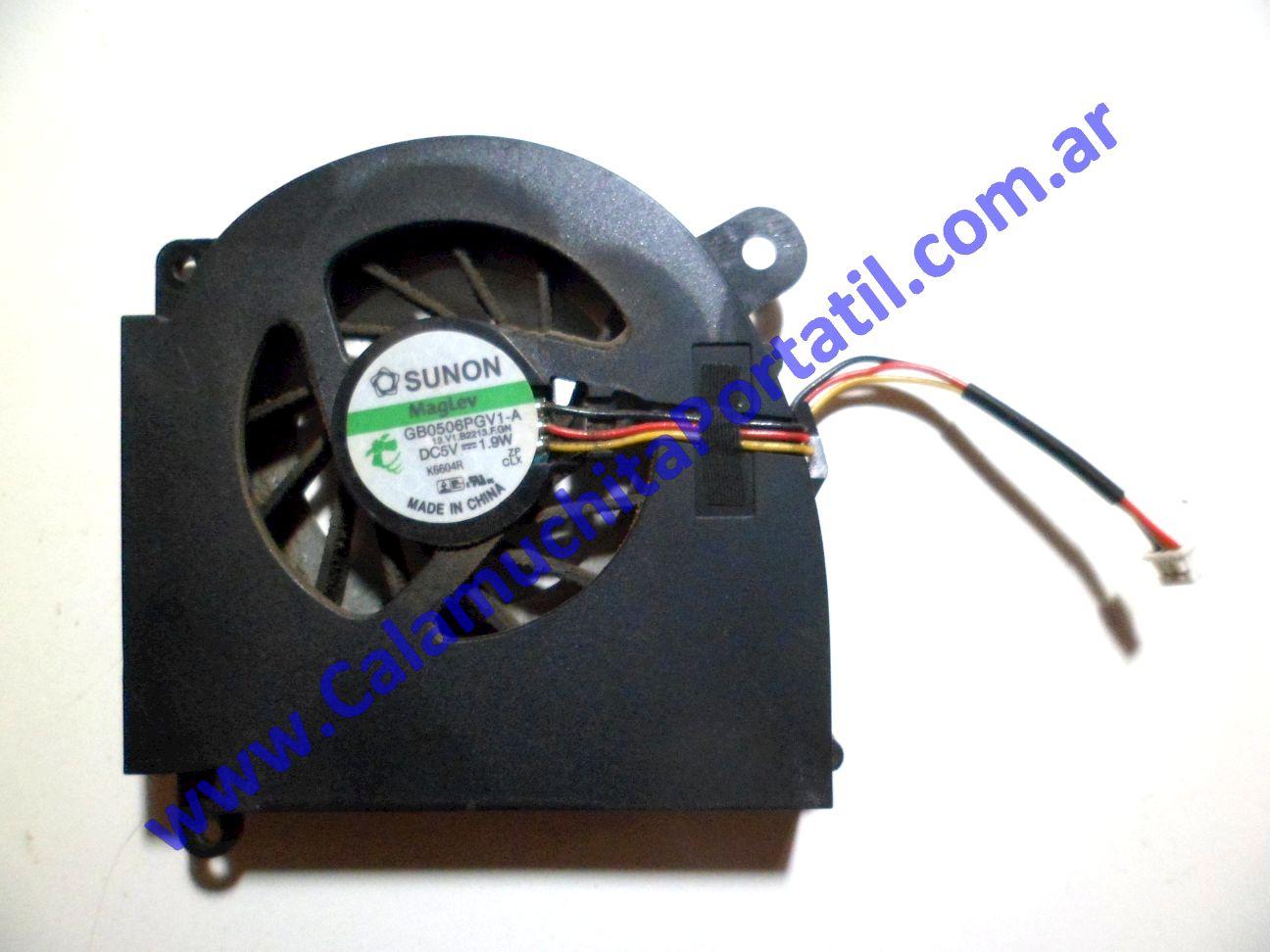 0049VEA Cooler Acer Aspire 3102WLMi / BL51