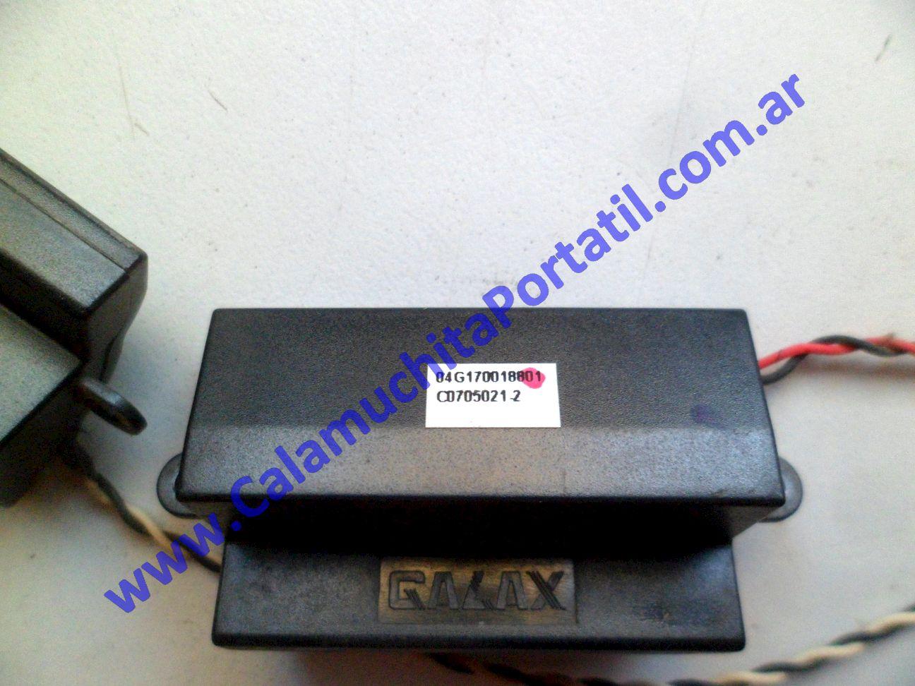 0051SPA Parlantes Packard Bell ALP-Ajax A