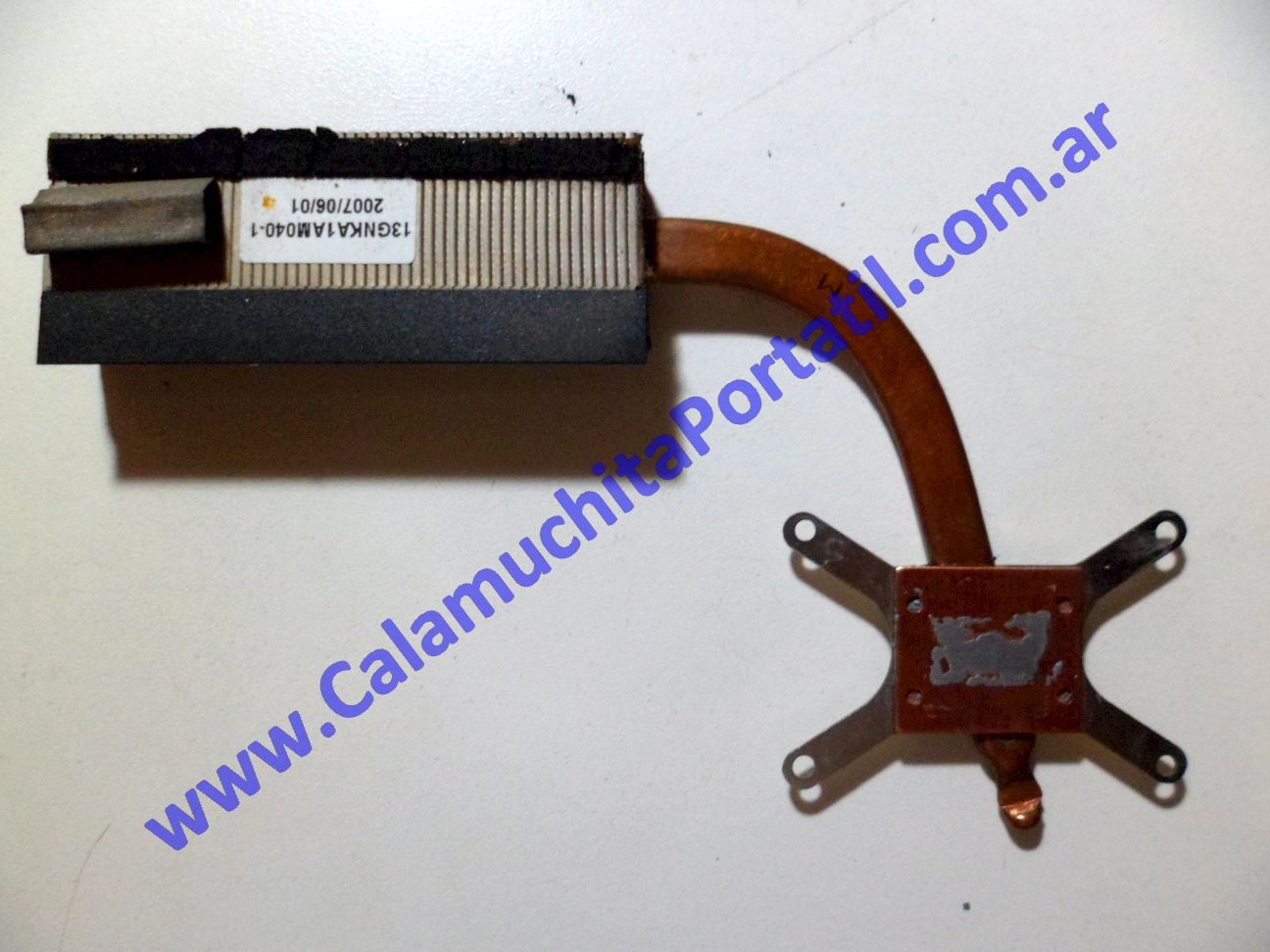 0051UDA Disipador Packard Bell ALP-Ajax A