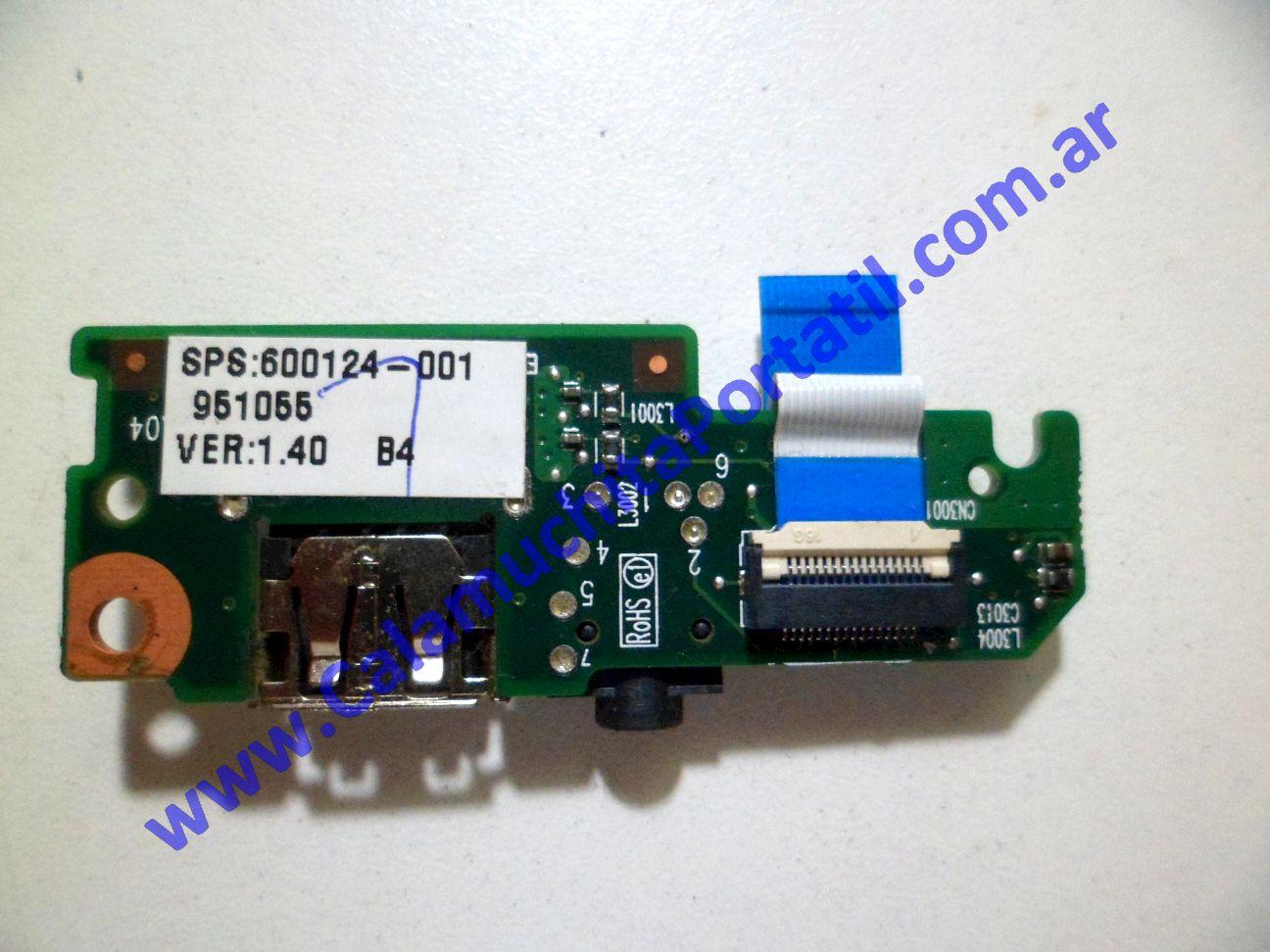 0053PUS Placa USB Compaq Mini 102