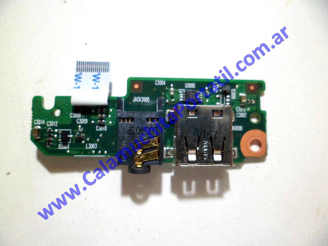 0053PUS Placa USB Compaq Mini 102