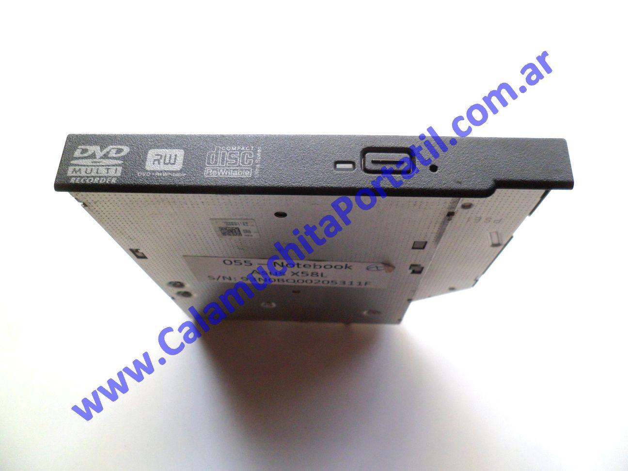 0055OPT Optico Asus X58L