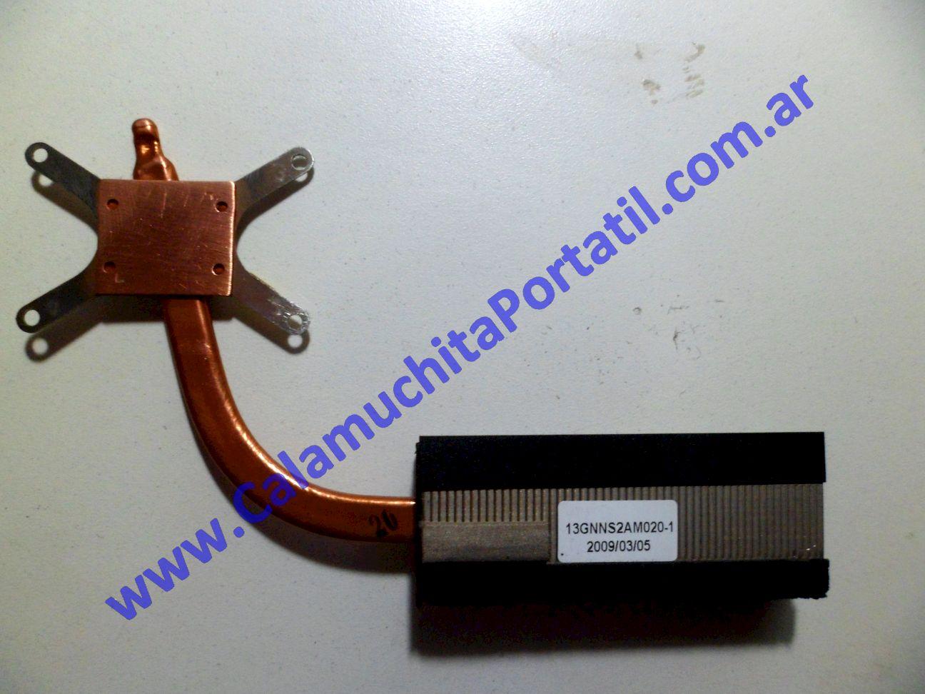 0055UDA Disipador Asus X58L