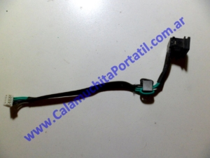 0056JPO Conector Power Toshiba Satellite A205-S4797